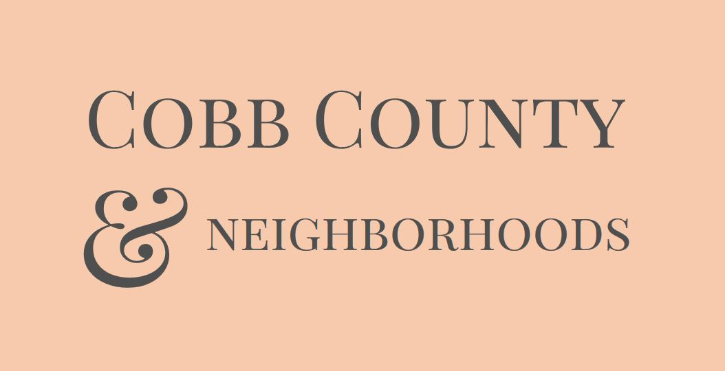 Cobb County Tour Of Homes