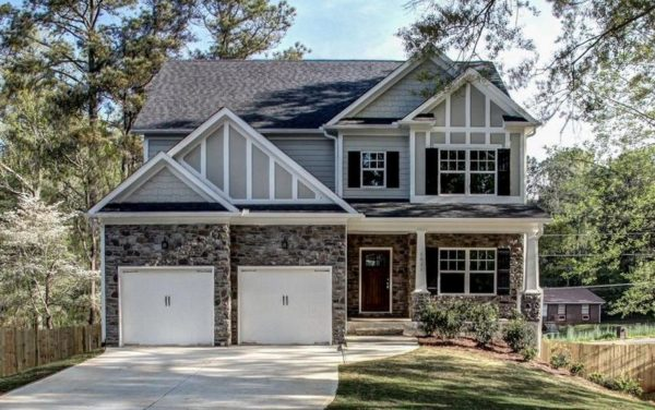 Smyrna GA Newer Home In Smyrna Heights Subdivision