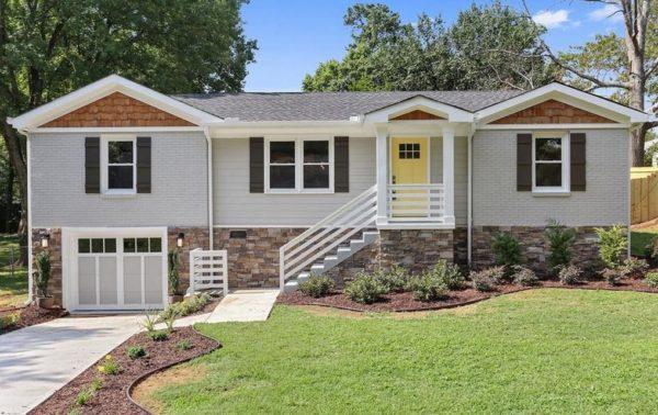 Smyrna Heights Neighborhood Of Homes