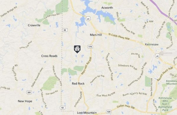 starr-lake-acworth-map-neighborhood-location